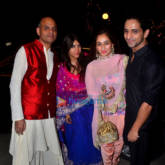 Himesh Reshammiya, Ekta Kapoor and others at Sandeep Sikand's Diwali bash
