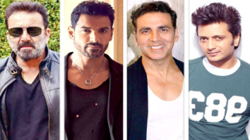 Sanjay Dutt, John Abraham join the cast of Housefull 4 along with Akshay Kumar and Riteish Deshmukh