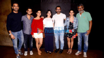 Screening of Aamir Khan's film Secret Superstar at Lightbox