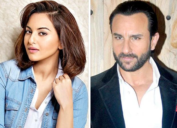 Sonakshi Sinha to star in Nikkhil Advani's thriller opposite Saif Ali Khan