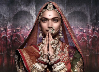Super HEAVY COSTUMES for Deepika Padukone in PADMAVATI but the ACTRESS is certainly NOT complaining!