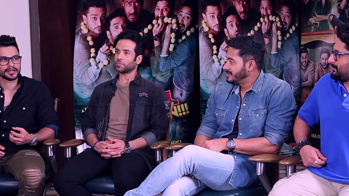 The Golmaal Gang Talks About The HILARIOUS Writing Of Golmaal Again