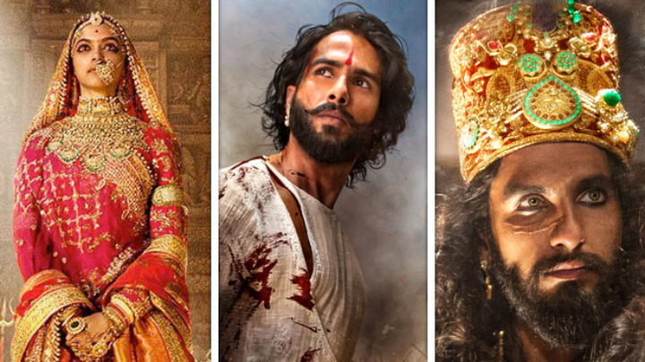 Theatrical Trailer (Padmavati) videos