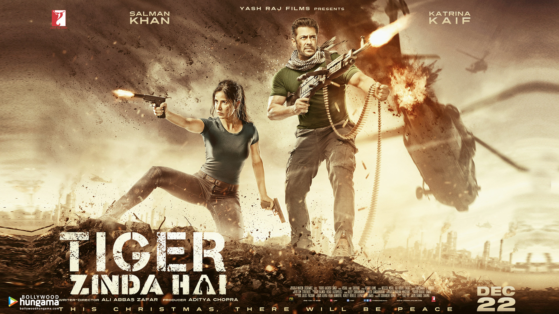 Tiger Zinda Hai 22nd Day Box Office Collection