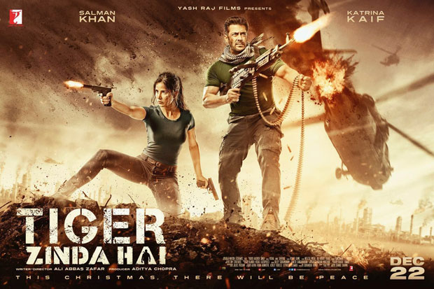 Tiger Zinda Hai poster proves that 2017 is going to end on a HIGH!