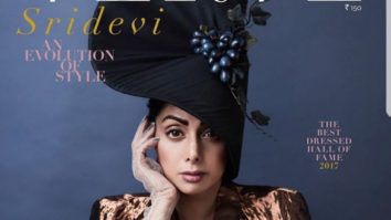 Sridevi On The Cover Of Verve