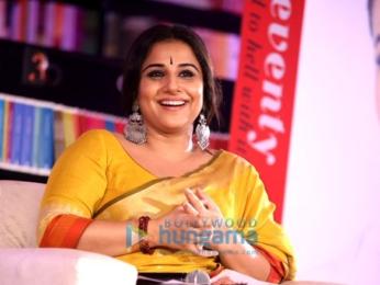 Vidya Balan graces the 30th Anniversary celebrations of Penguin Books