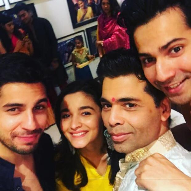 WATCH Alia Bhatt, Varun Dhawan, Sidharth Malhotra and Karan Johar celebrate 5 years of Deewane'