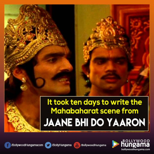 WOW! 6 lesser known facts about Jaane Bhi Do Yaaron-5