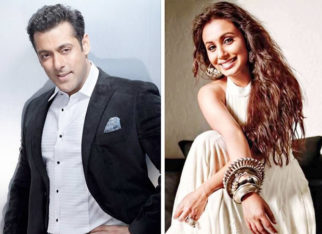 WOW! Salman Khan and Rani Mukerji are all set to come together with Tiger Zinda Hai