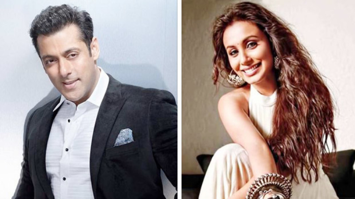 WOW! Salman Khan and Rani Mukerji are all set to come together with Tiger Zinda Hai