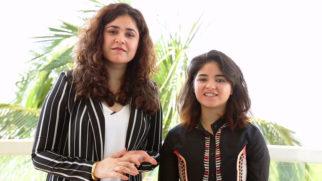Zaira Wasim & Meher Vij PLAY The FAMOUS How Well Do You Know Aamir Khan Quiz video