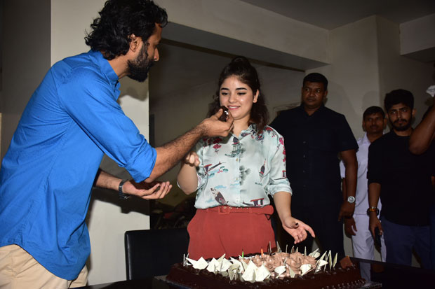 Zaira Wasim celebrates her birthday-2