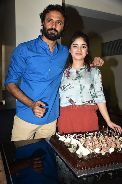 Zaira Wasim celebrates her birthday-3