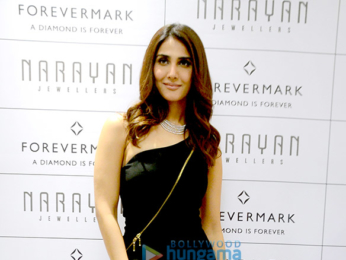 Vaani Kapoor at the launch of Narayan Jewellers in Vadodara