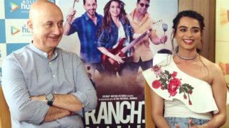 Anupam Kher REVEALS How He Became The Producer Of Ranchi Diaries | Soundarya Sharma