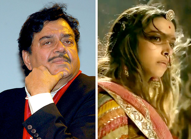 """Let them show the film to a neutral panel of historians"" - Shatrughan Sinha on Padmavati"