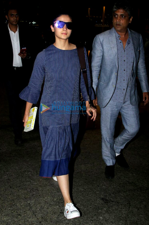 Alia Bhatt, Taapsee Pannu and others snapped at the airport