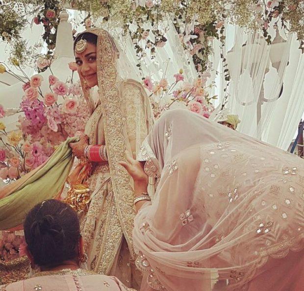 Amrita Puri's wedding in Bangkok (1)