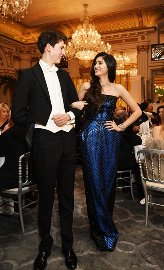 Ananya Panday makes her stunning debut at Le Bal in Paris -3
