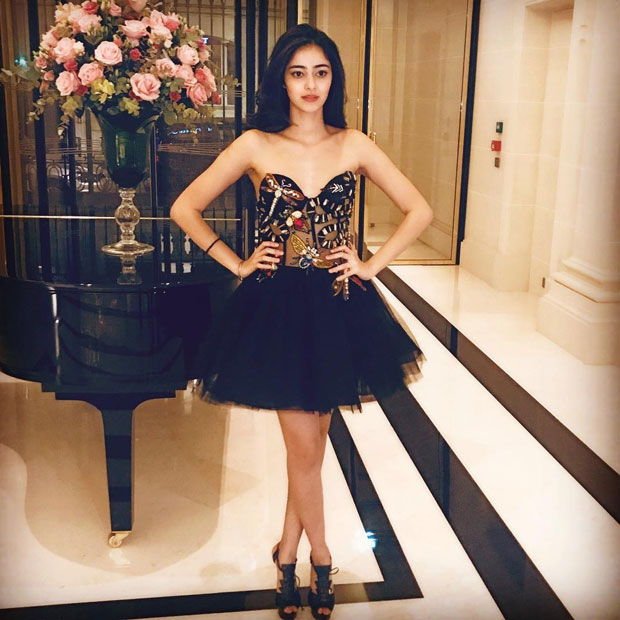 Ananya Panday makes her stunning debut at Le Bal in Paris -6