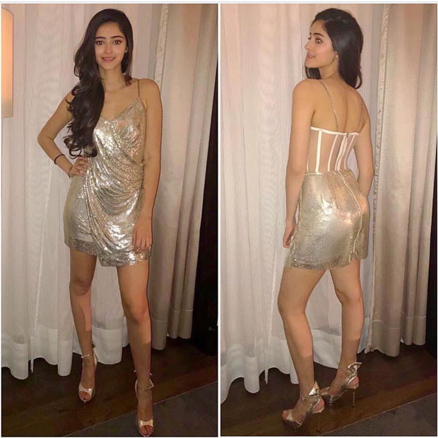 Ananya Panday makes her stunning debut at Le Bal in Paris -7