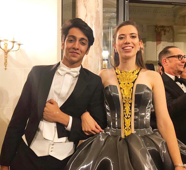 Ananya Panday makes her stunning debut at Le Bal in Paris -8