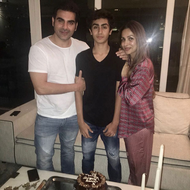 Arbaaz Khan, Malaika Arora and their son Arhaan Khan is perfect and we can't get over it -1