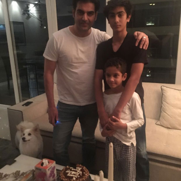Arbaaz Khan, Malaika Arora and their son Arhaan Khan is perfect and we can't get over it -2