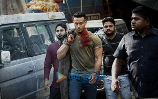On The Sets Of The Movie Baaghi 2