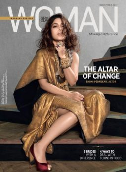 Bhumi Pednekar On The Cover Of Woman