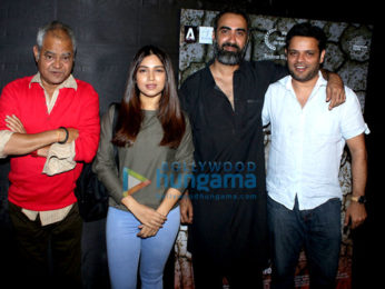 Bhumi Pednekar, Ranvir Shorey and others grace the special screening of 'Kadvi Hawa'