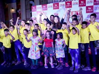 Bhumi Pednekar and Manish Paul celebrate Children's Day at Kidzania