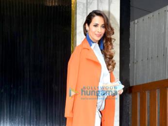 Bipasha Basu, Sussanne Khan, Malaika Arora snapped at a shoot