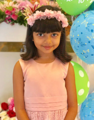CUTE! Abhishek Bachchan shares an adorable picture of Aaradhya on her 6th birthday