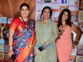 Celebs grace The Indian Television Academy Awards 2017