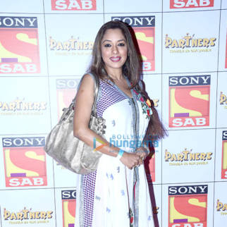 Celebs grace the launch of SAB TV's new comedy show Partners