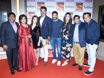 Celebs grace the launch of SAB TV's new comedy show Partners - Trouble Ho Gayi Trouble