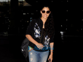 Celebs snapped at the airport