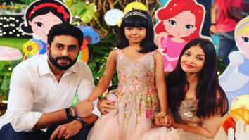 Check out Aishwarya Rai Bachchan and Abhishek Bachchan celebrate Aaradhya Bachchan's 6th birthday with a grand bash!