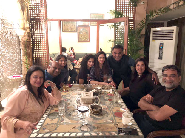 Check out Sridevi's surprise birthday party for Boney Kapoor