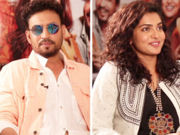FUN Behind The Scenes MASTI With Irrfan Khan And Parvathy