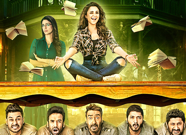 Golmaal Again Day 32 in overseas