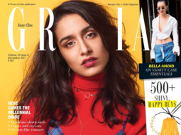 Shraddha Kapoor On The Cover Of Grazia