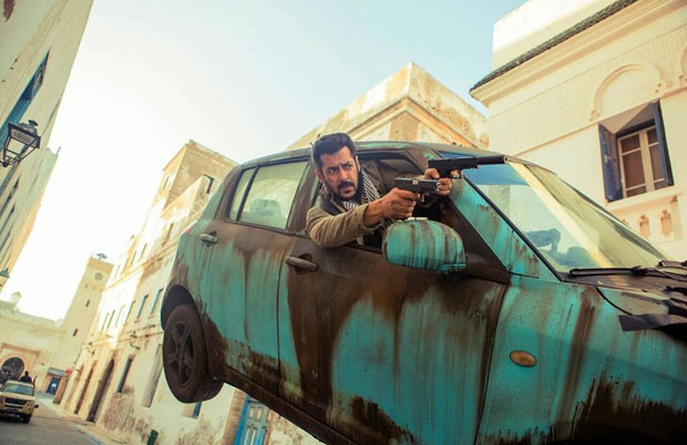 Here's how Salman Khan and Katrina Kaif shot for the high-octane sequences in Tiger Zinda Hai2