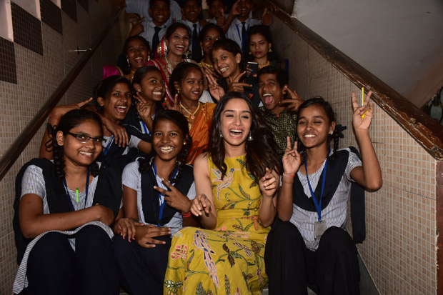Here's how Shraddha Kapoor celebrated Children's Day in Mumbai (4)