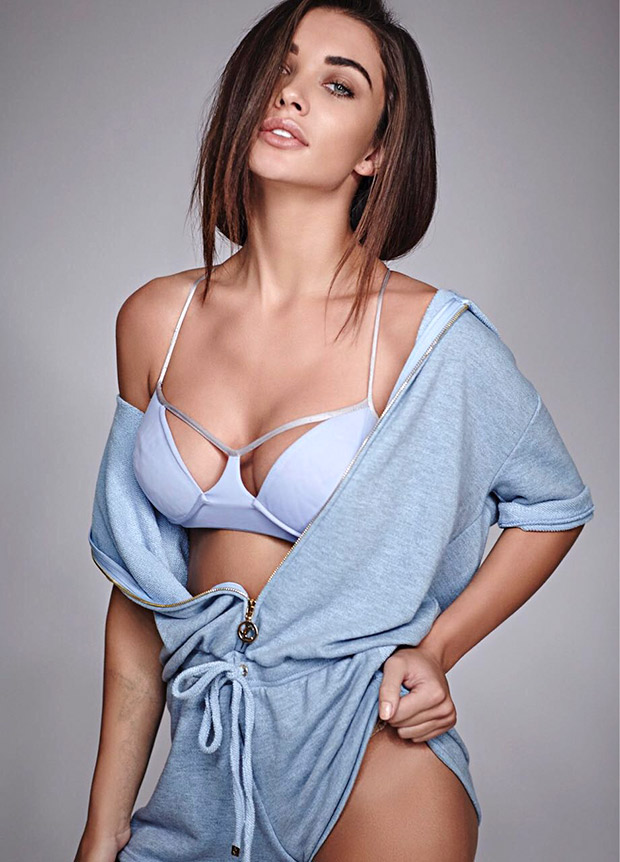 Hottie Amy Jackson bats for organic farming