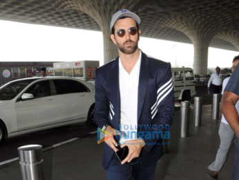 Hrithik Roshan, Shilpa Shetty and others snapped at the airport
