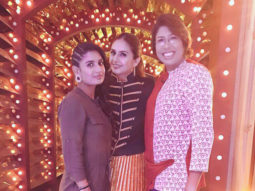 Huma Qureshi fulfils her dream by meeting Indian woman's team cricket captain Mithali Raj  (1)