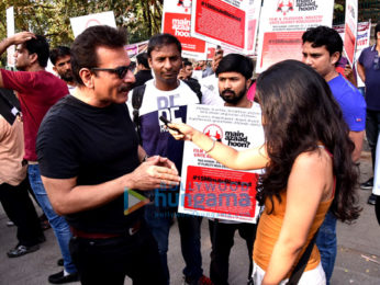 IFTDA holds a rally in support of Padmavati